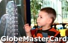 Globe Master Card