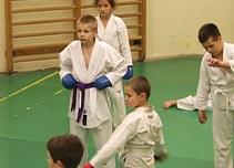 Karate óra